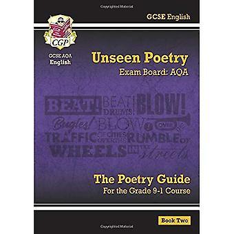 Nuevo grado GCSE de 9-1 literatura inglesa AQA poesía invisible guía - libro 2