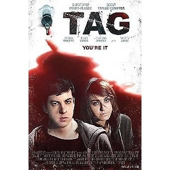 Tag [DVD] USA import
