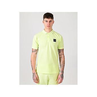 MARSHALL ARTIST Acid Lime Siren Polo Shirt