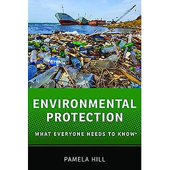 Environmental Protection: What Everyone Needs to Know (R) (What Everyone Needs to Know)