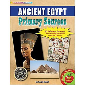 Ancient Egypt Primary Sources Pack (Primary Sources)