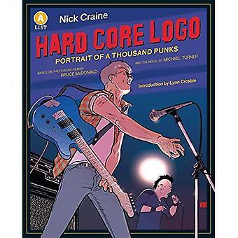 Hard Core Logo: Retrato de mil Punks (lista)