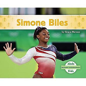 Simone Biles (olympiske biografier)
