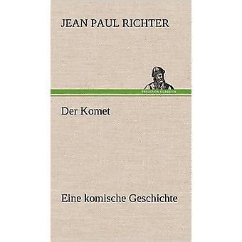 An der Komet Richter & Jean Paul
