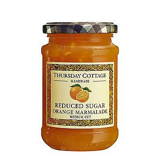 Thursday Cottage Reduced Sugar Orange Marmalade