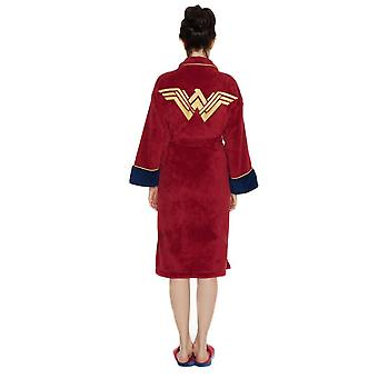 Batman v Superman Wonder Woman Fleece Dressing Gown