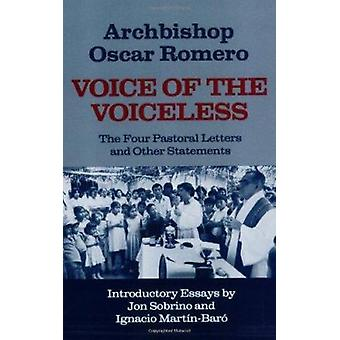 Voice of the Voiceless - Four Pastoral Letters and Other Statements by