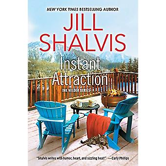 Instant Attraction by Jill Shalvis - 9781496720832 Book