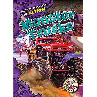 Monster Trucks by Chris Bowman - 9781626176065 Book