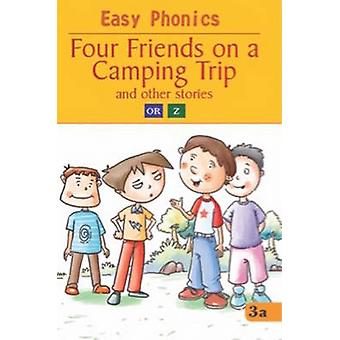 Four Friends on a Camping Trip by Pegasus - 9788131933176 Book