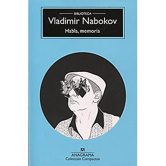 Habla - Memoria by Vladimir Nabokov - 9788433960184 Book