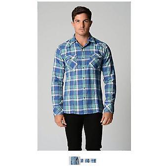 Deacon check shirt