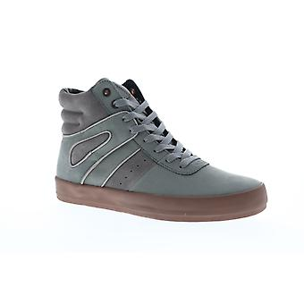 Creative Recreation Moretti  Mens Gray High Top Sneakers Shoes