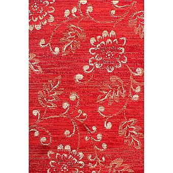 Verso karpetten in het rood door Rugstyle