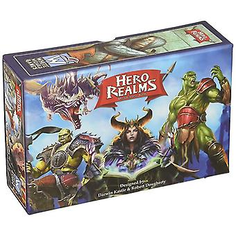 Hero Realms Deckbuilding Card Game