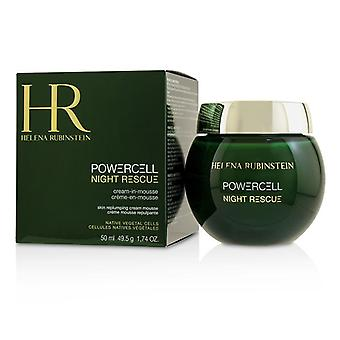 Helena Rubinstein Powercell nacht Reddingscrème-in-mousse-50ml/1,74 Oz