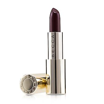 Becca Ultimate Lipstick Love - # Merlot (cool Red Berry) - 3.3g/0.12oz