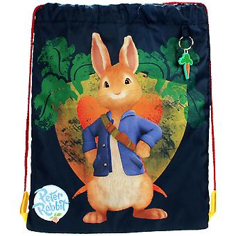 Trade Mark Collections Peter Rabbit Badge Collector Trainer Bag