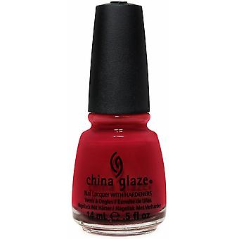 Kina Glaze neglelak samling-Vermillion 14ml (70333)