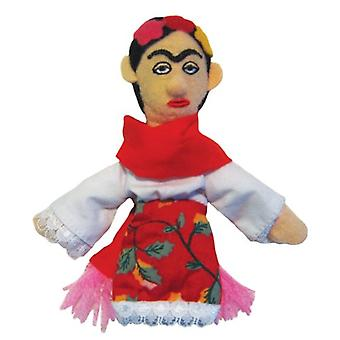Finger Puppet - UPG - Kahlo, Frida Soft Doll Toys Gifts Licensed New 0057