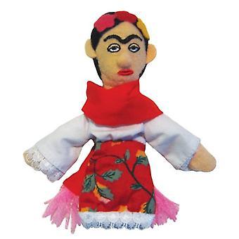 Deget marionetă-UPG-Kahlo, Frida soft Doll jucarii cadouri licențiat nou 0057