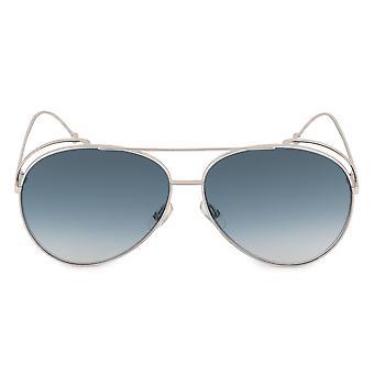 Fendi Run Away FF 0286/S 010/08 63 Aviator Sunglasses