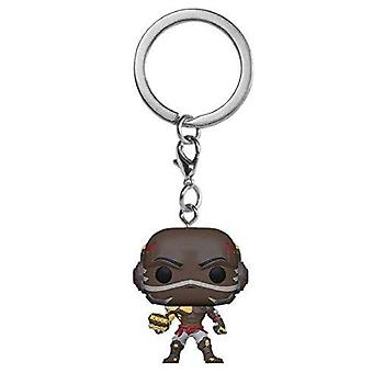 Overwatch Doomfist Pocket pop! Sleutelhanger