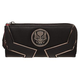 Zip Around Wallet - Marvel - Black Panther Movie New gw6cg5bpm