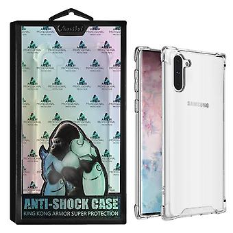 Samsung Note 10 Transparent Case - Anti-Shock