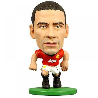 Manchester United FC Ferdinand SoccerStarz Figure