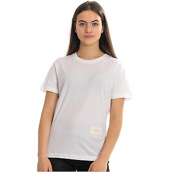 Calvin Klein Calvin Klein Small Logo Patch Womens Tee