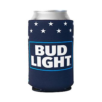 Bud Light patriotiska kan isolator