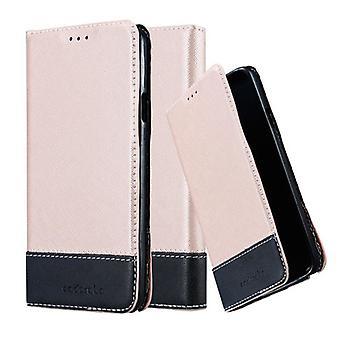 Cadorabo tilfældet for Samsung Galaxy NOTE 3 NEO Case Cover-telefon tilfældet med magnetisk lukning, stativ funktion og kort case rum-sag Cover sag case sag bog folde stil