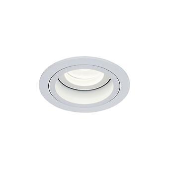 Maytoni Lighting Akron White Downlight 1 X 50W