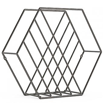 Umbra Zina Magazine Rack & Record Holder