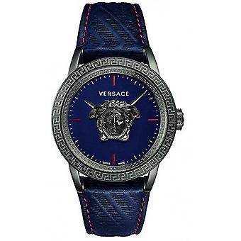 Versace Wristwatch Men's Quartz Leather Bracelet VERD00118