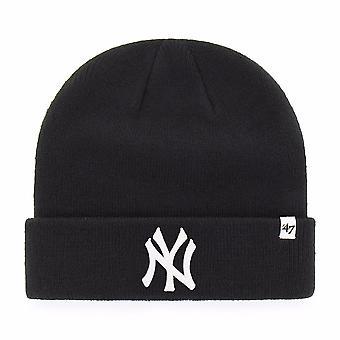 '47 Mlb New York Yankees Raised Cuff Knit
