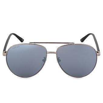 Gucci Aviator Sonnenbrille GG0043SA 001 61