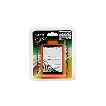 Ontrion 1200mah Lithium Ion Replacement Battery for Samsung Indulge Sch R910
