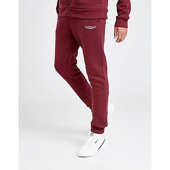 New McKenzie Boys' Essential Cuffed Track Pants Red