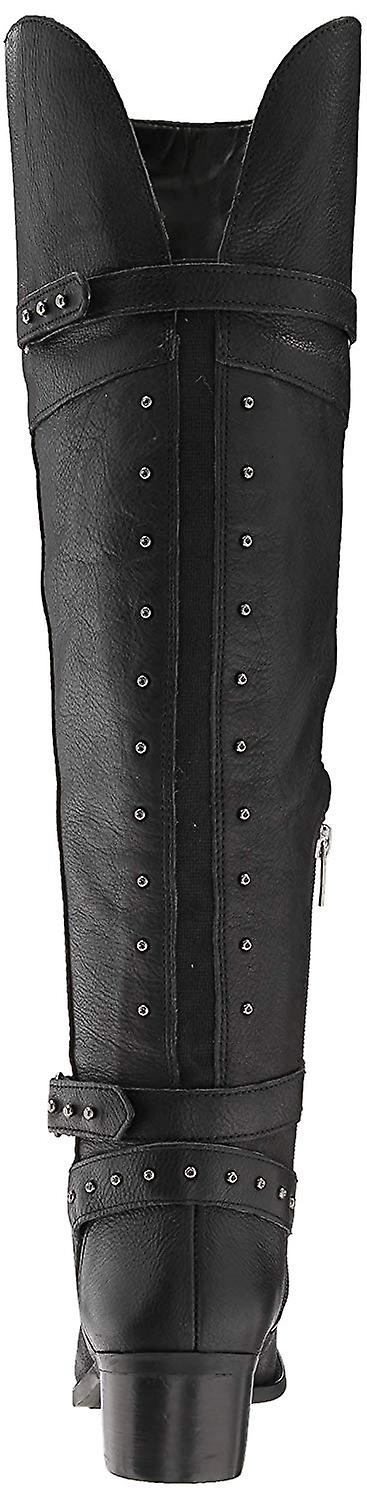 Vince Camuto Womens Vo-soreen Leather Closed Toe Knee High Cold Weather Boots