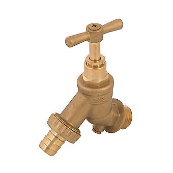 Hose Union Tap Double Check Valve - 1/2in
