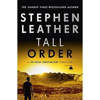 Tall Order von Stephen Leather