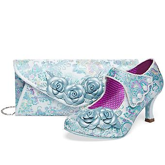 Joe Browns Couture Oriental Embroidery Charlotte Bar Shoes & Matching Bag
