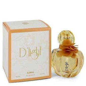 Ajmal D ' Light by Ajmal Eau de Parfum Spray 2,5 oz (kvinder) V728-547320