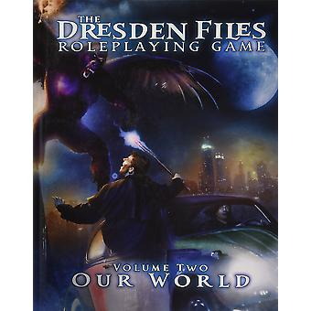 Dresden Files RPG Core Rulebook Volume 2 - Our World - Book