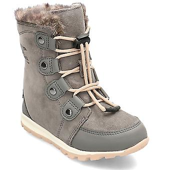 Sorel Yoot Pac Nylon NY2329053 universal winter kids shoes