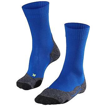 Falke trekking 2 sokker-yve blå