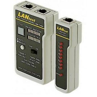 RJ45 RJ11 Coaxial Network Ethernet LAN Phone Cable Tester Wire Tracker