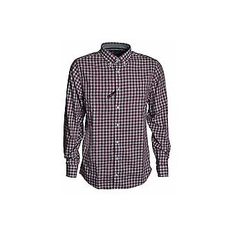Tommy Hilfiger Men's Micro Scale Check Shirt